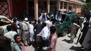 Ataque suicida en funeral en Afganistán