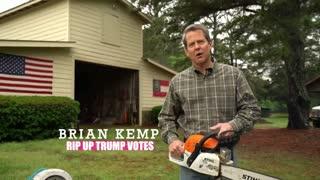 Brian Kemp Georgia Cuckservative