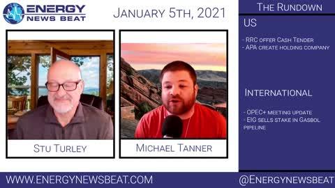 Energy News Beat: 1/5/2021