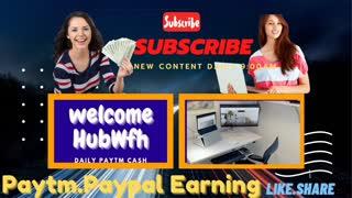 HubWfh New YouTube Channel