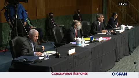 Only a little over half of NIH, FDA employees have taken coronavirus vaccine