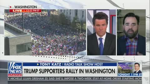 Tony Katz Tells FOX Host Networks Don't Decide Elections; 73 Million Americans Want Voters To Be Heard
