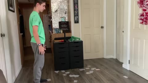 A Magic Card Trick