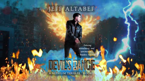 Devil's Dance (A Nephilim Thriller - Book 2) by Jeff Altabef - Book Look