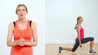 Stretching Lunge