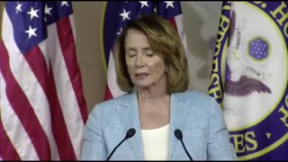 Pelosi Melts Down When Confronted on Democrat Rhetoric Before Scalise Shooting