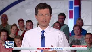 Buttigieg slams Fox News hosts