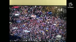 Million MAGA March 2020 Washington D.C.