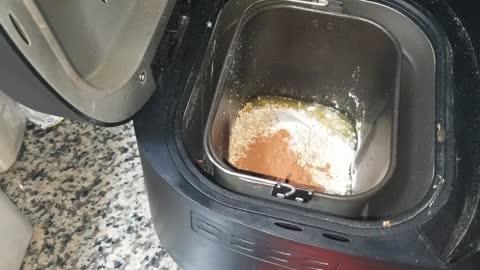 Pecan Syrup Bread