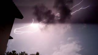 Lightning and Thunder Moment