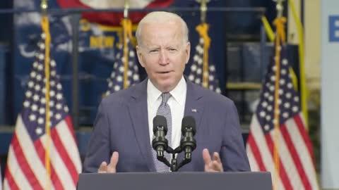 Biden Thanks Dem Gov. Murphy for 'Showing the Way'