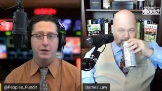 Barnes & Baris - Damage Done By The Kracken Cases | The Washington Pundit