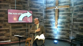 Acts 8:1-13 | Session 19 | The Assembly is Scattered and the Kingdom Gospel Spreads