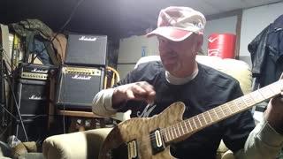 Marshall 15MGFX demo