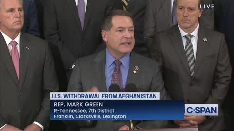 Rep. Mark Green: We need leadership