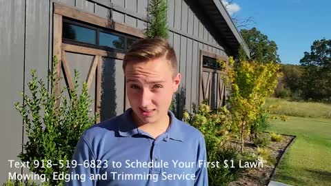 Prototype Commercial for My Son's Lawncare Service | 3 Non-Communist Students. 1 Vision.
