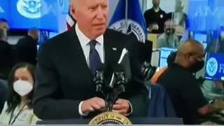 Biden shuts down reporter's Afghanistan Question