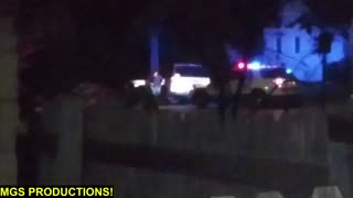 POLICE MAKING ANOTHER PERSON ANNOYED