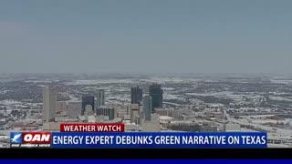 Energy expert debunks green narrative on Texas