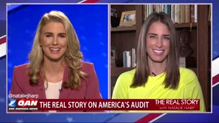 The Real Story - OAN Maricopa Audit Deadline with Christina Bobb