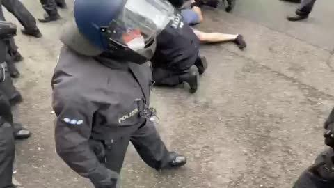 Berliner Polizei: Pfingsten in Berlin 22.5.2021
