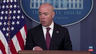 "Doocy GRILLS DHS Sec For Biden's ""Inflammatory Language"" Compromising Border Patrol Investigation"