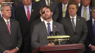 Dan Crenshaw: 'There's Gonna Be A Reckoning' After US Withdrawal From Afghanistan..!!