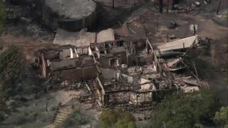 Dozens of homes destroyed in Australian bushfires