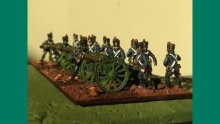 Napoleonic Miniature gaming