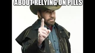 A Warning From Chuck Norris