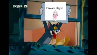tom and jerry funny video free fire