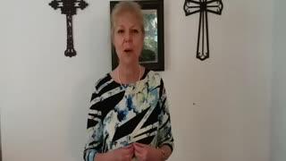 Sue's first prayer class promo