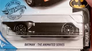 Batmobile treasure hunt hot wheels!!