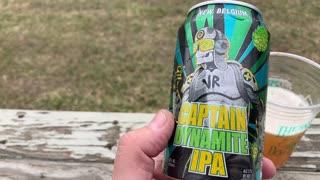 Beer Review 21-19 New Belgium VR CD