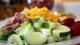 How to Make a Chef Salad | It's Only Food w/ Chef John Politte
