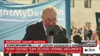 Trump Lawyer DESTROYS Dems Incitement Case With Their Own Words