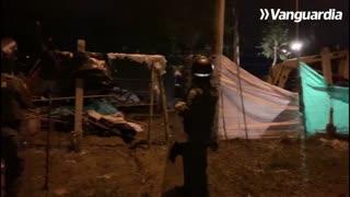 Gigantesco operativo para retomar el control de los Cerros Orientales de Bucaramanga 3