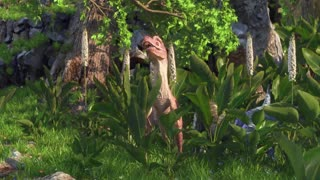 Rexy and the Volcano - Funny Dinosaur Cartoon for Families_HD