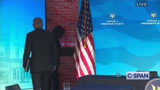 After Softball Question, Biden Goes On Totally DERANGED Rant