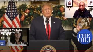 President Trump puts America first