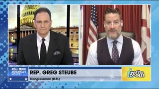 Rep. Greg Steube Joins the Water Cooler on CBN