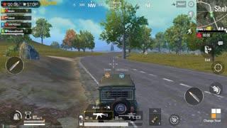 Let's Party With Pubg Drop Car