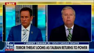 Lindsey Graham on Anthony Blinken