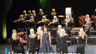 Desde Egipto música y esperanza para el mundo [Video]