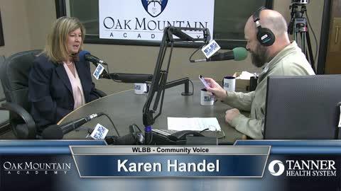 Community Voice 8/19/21 - Karen Handel