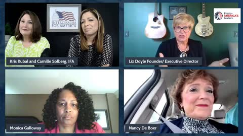 Pray With America's Leaders: Empowering Godly Women in Today's Culture