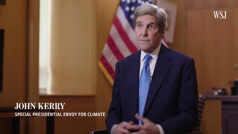 """John Kerry Hard at Work """"Talking to China About Talking"""" About the Climate"""