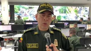 Qué dice la Policía de Bucaramanga por las protestas en Bucaramanga