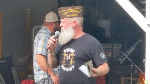SOL Independence Fest VFW & American Legion Speakers 6/26/2021