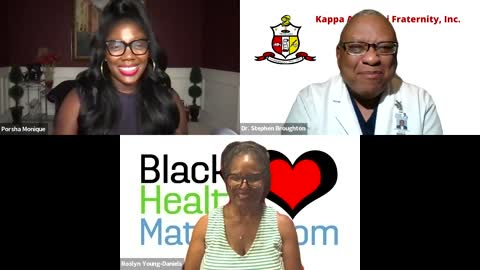 Black Health Matters Summit in partnership with Kappa Alpha Psi brings you a free health summit